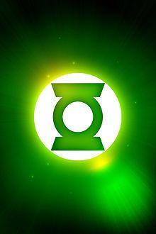 Green Lantern Corps represents willpower