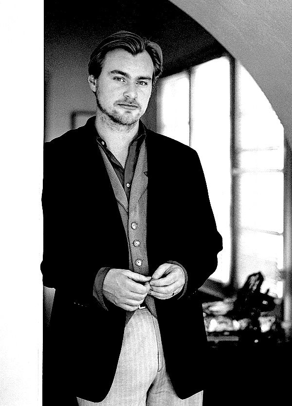 Christopher Nolan: Screenwriter, director, producer