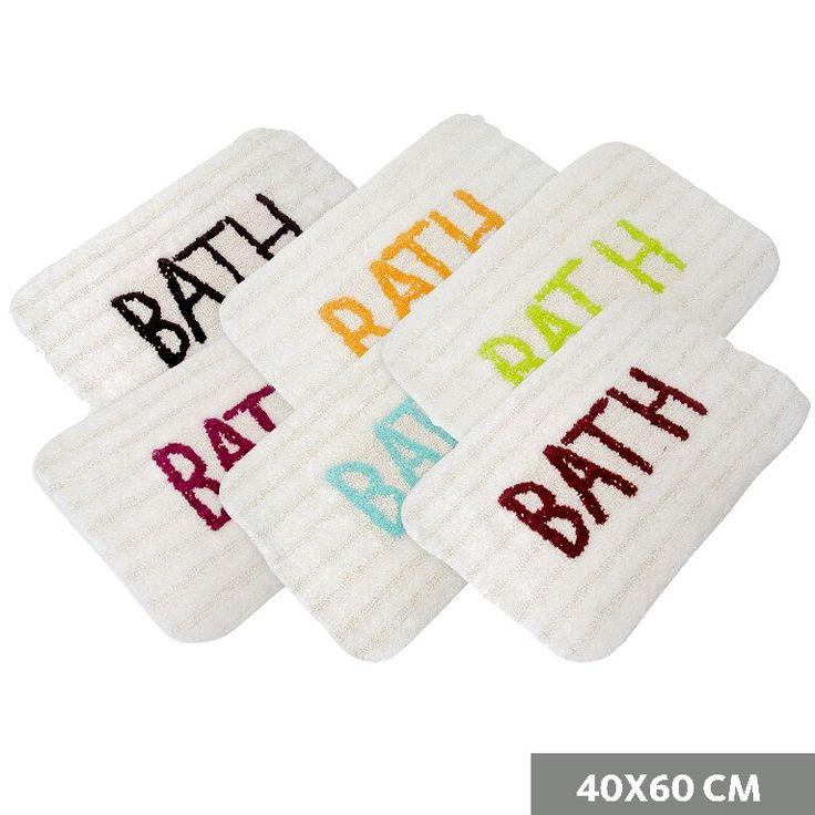 Alfombra de ba o colecci n bath desde para ba os - Alfombras de bano ...
