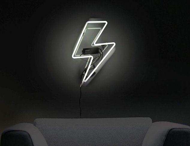 Oliver Gal Artist Co. Bolt Neon Sign                                                                                                                                                      More