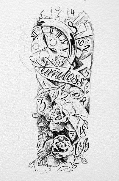 Mens Tattoo Sleeve Drawings: Edited By STD Photo Sketch #Maoritattoos