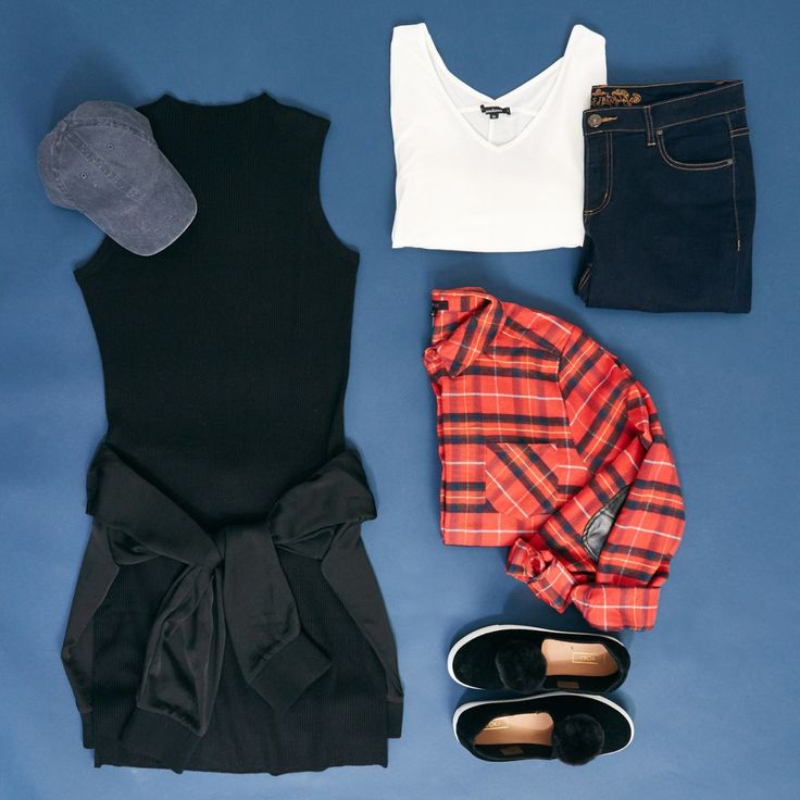 Endless outfit options make for a good day! | Wet Seal Plus