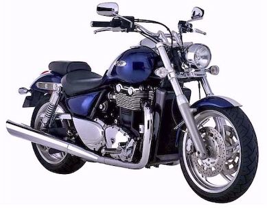 2010 Triumph Thunderbird 1600 - Price, Specs, and Photos