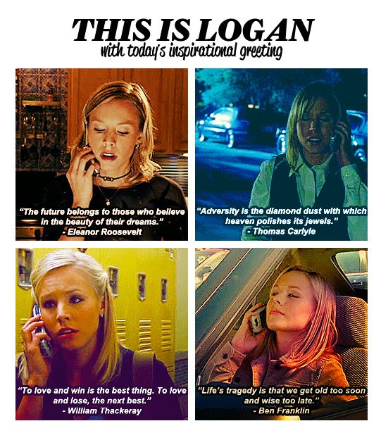 "For Having The Greatest Voicemail Message | 15 Reasons Logan Echolls Was The Best Part Of ""Veronica Mars"""
