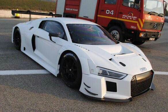 Looks like a transformer body kit for the r8