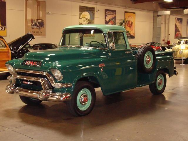 1957 GMC                                                                                                                                                                                 More