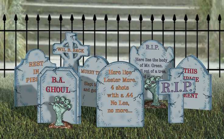 Sherwood Creations: Halloween Yard Displays Article