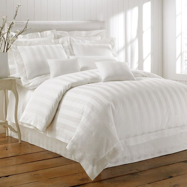 17 Best Images About White Bedding On Pinterest White