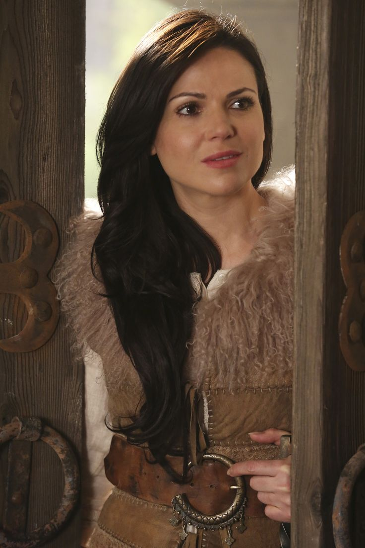 Once Upon a Time: Lana Parrilla Doesn't Understand Robin Hood's Bed-Hopping…