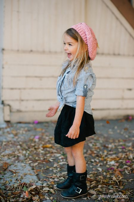 Fall is in the Air || Style Smaller
