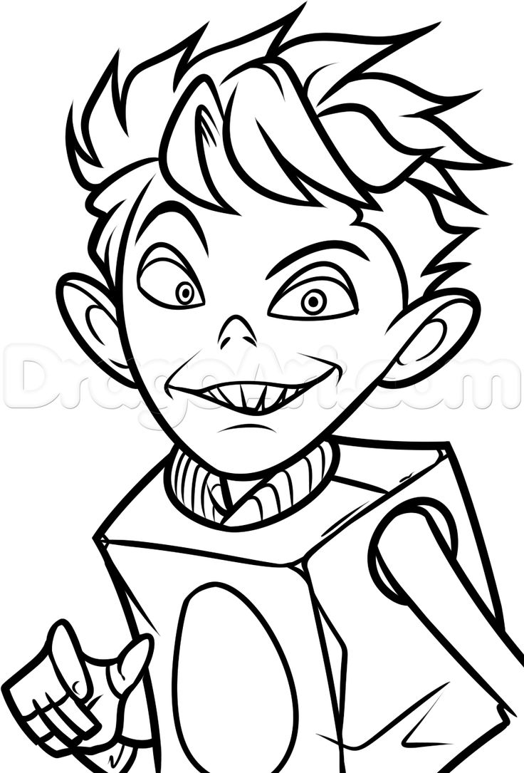 Boxtrolls coloring pages - How To Draw Eggs From The Boxtrolls Step 12 The Boxtrolls Pinterest How To Draw The O Jays And To Draw