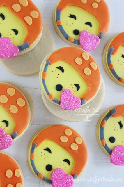 Cómo hacer galletas de Soy Luna muy fáciles