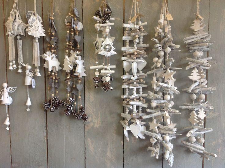 Kerst slingers en hangers