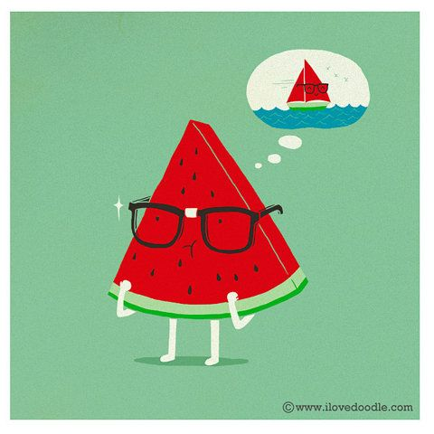 watermelon state of mind