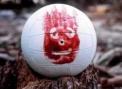 """Don't worry Wilson, I'll do all the paddling. You just hang on."" - Castaway (2000)"