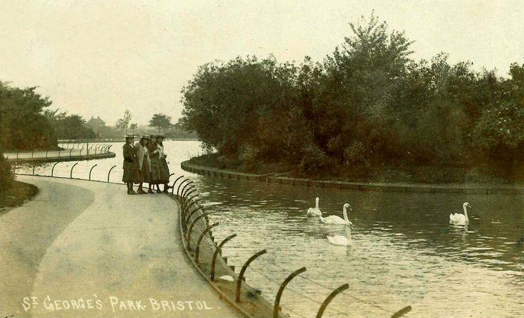 St Georges Park 1913.