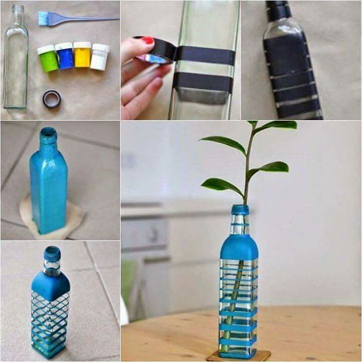 Empty Beer Bottle Crafts