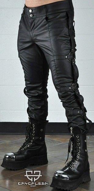 Gothic Mens Clothing