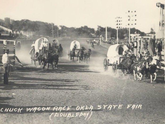 11. State Fair Grounds, Oklahoma City