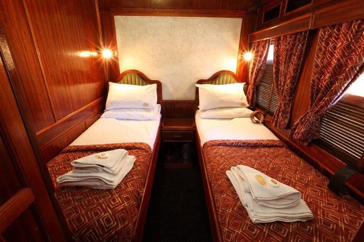 Shongololo Express - Southern Africa Train Adventures