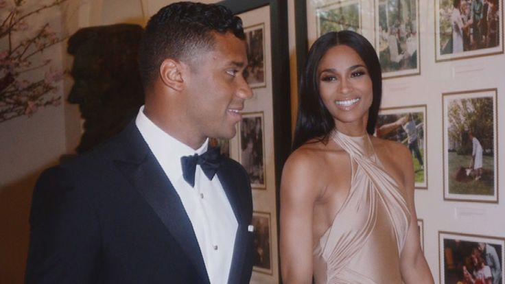 Ciara and Russell Wilson Marry at Stunning Castle Wedding in England