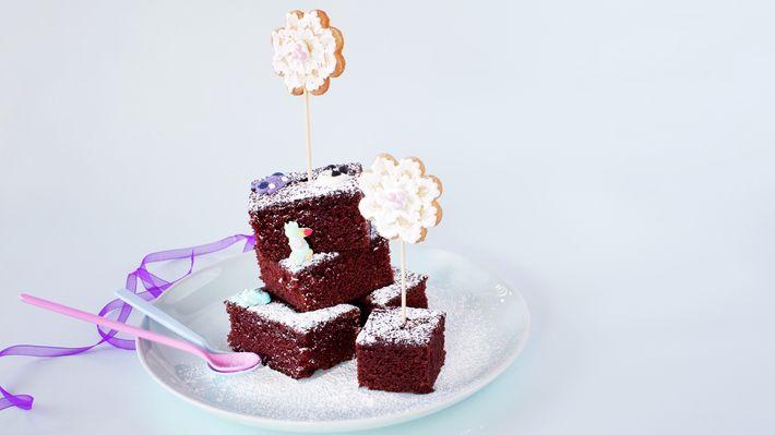 Barnas beste sjokoladekake - Familien - Oppskrifter - MatPrat