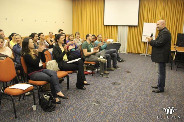 Galeria de fotos da turma 16 - Oratória e comunicação efetiva.