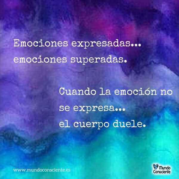 Emociones...