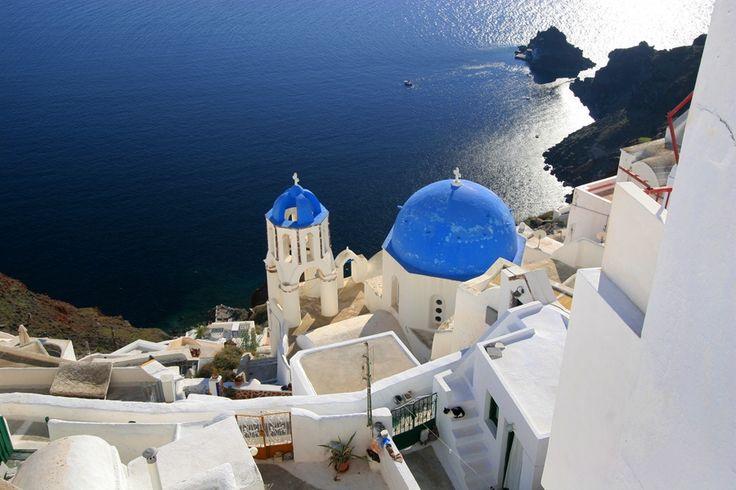 Travel Photography Greece, Santorini, Thira
