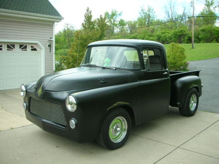 dodge part pickup vintage