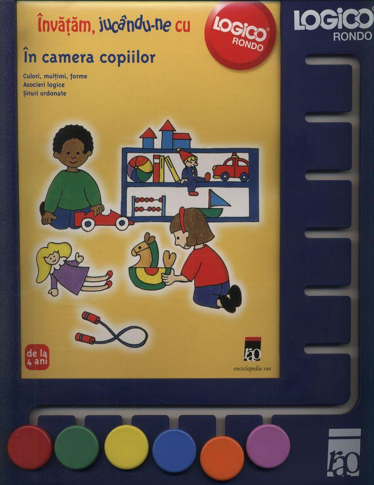 Finken - Logico - In camera copiilor (set) -