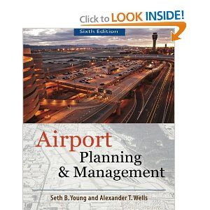 I could use this textbook to do an independent study course in Airport Planning & Management