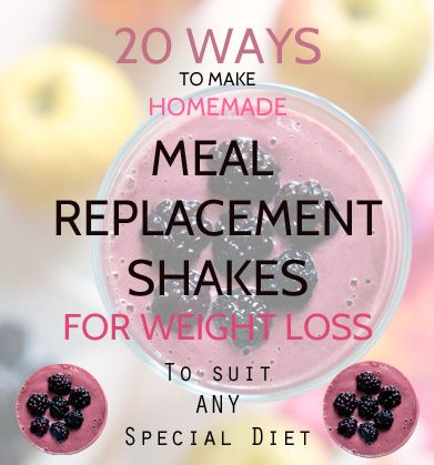 20 ingredients to add to your smoothies to turn them into meal replacement shakes. Includes a template & chart to tailor the shake to your special diet.