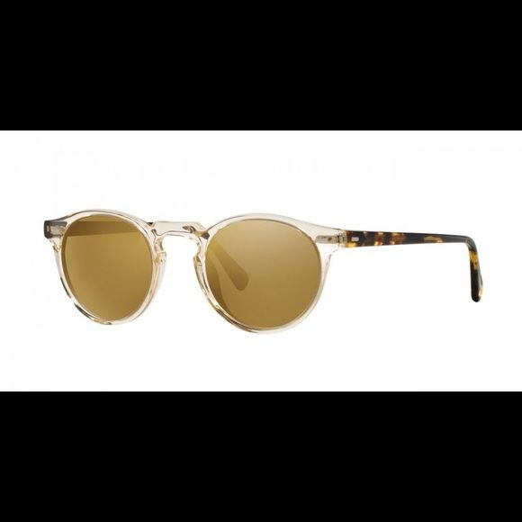Oliver Peoples Sunglasses Greg....  Size: OS
