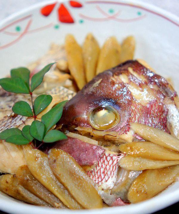 鯛の煮付け by manngo | レシピサイト「Nadia | ナディア」プロの料理 ...
