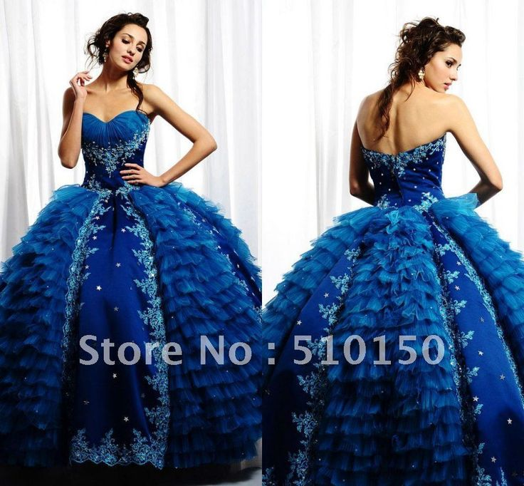 Cheap dress stud, Buy Quality dress pants short men directly from China dresses dress Suppliers:  2012New Exquisite Sweetheart Appliqued Royal Blue Organza Quinceanera Dresses Birthday Sweet 16 Prom Girl Ball Gowns Dr