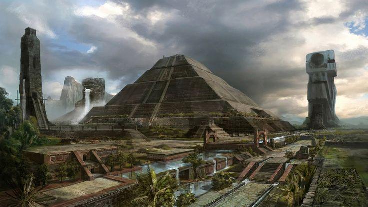 Стоунхендж, Египетские, Боснийские, Китайские и Пирамиды Перу - Кто их п...
