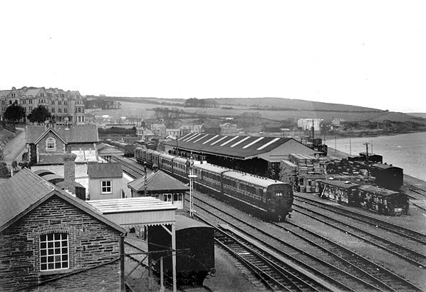 Disused Stations: Padstow Station