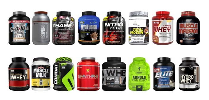 Whey Protein Isolate vs. Whey Protein Concentrate vs. Whey Protein Hydrolysate