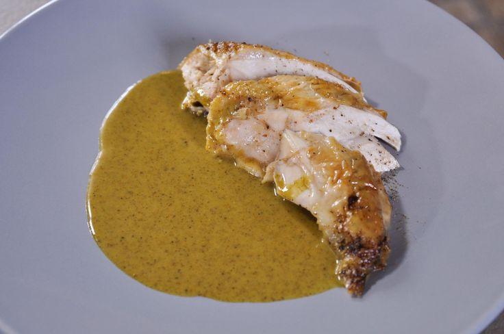 Johan Segers - Kip met currysaus