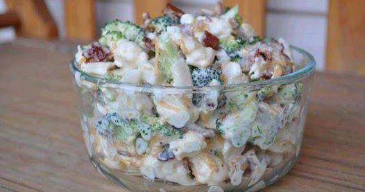 De gran tradición esta es una ensalada es deliciosa, y además muy fácil de hacer.