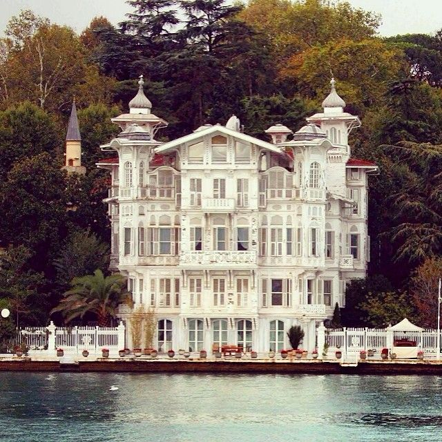 Lake Mansion: 38 Best Bosphorus Villages Images On Pinterest