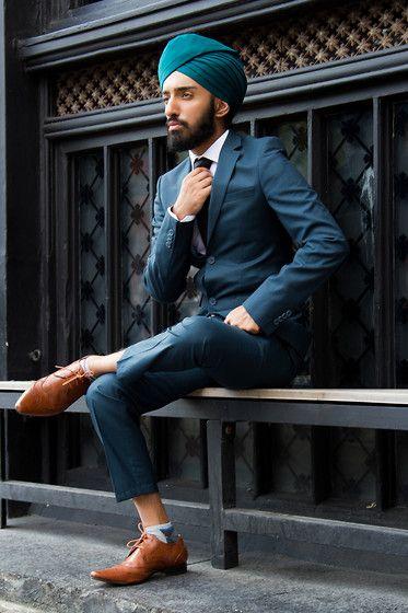 Pardeep Bahra - Suit Up ! Instagram SinghStreetStyle