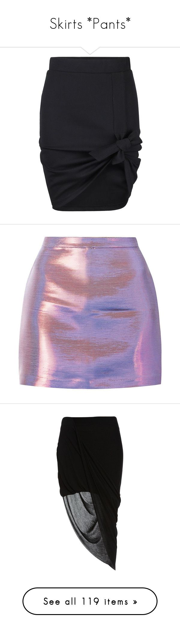 """Skirts *Pants*"" by queenswag245 ❤ liked on Polyvore featuring skirts, ribbon skirt, sexy pencil skirt, sexy skirt, pencil skirt, knee length pencil skirt, mini skirts, bottoms, saias and faldas"