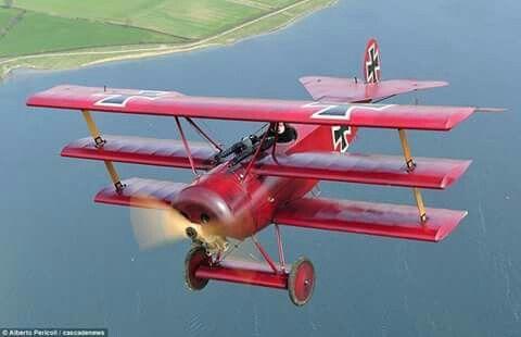 Fokker DR-1 ( Barón rojo )