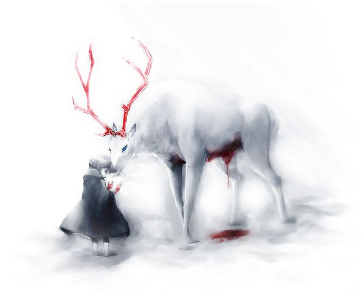 hannibal - just open your eyes by ItanHimitsu on deviantART