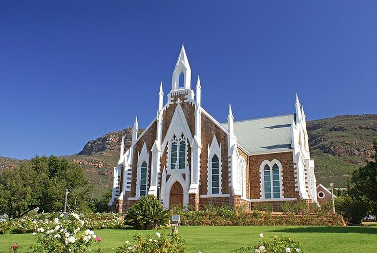 Church in Piketberg, South Africa