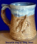 sea turtle mug from high tide gallery