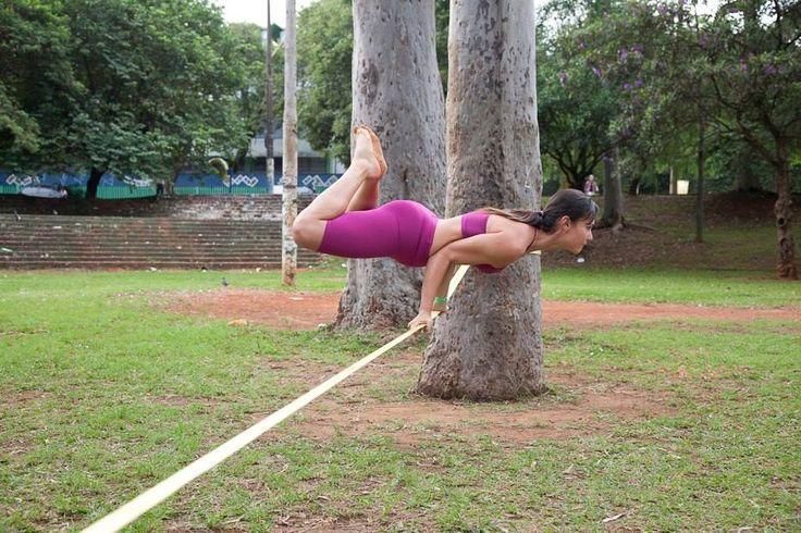 Aulas gratuitas e ao ar livre de Yoga Adventure