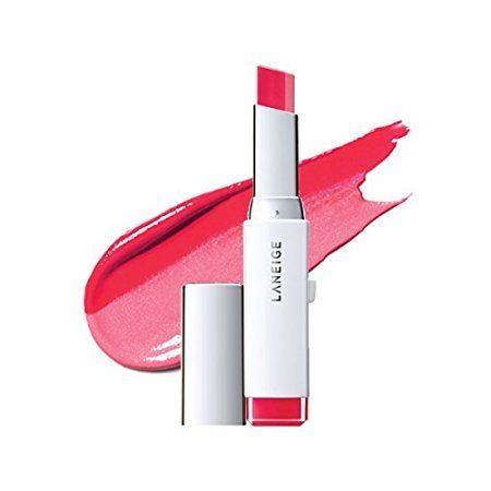 LANEIGE Two Tone Lip Bar 06 Pink Step 2g -- You can find more details by visiting the image link.